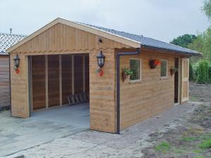 Bouwpakket garage